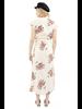 Saltwater Luxe Wrap Maxi Dress w Belt