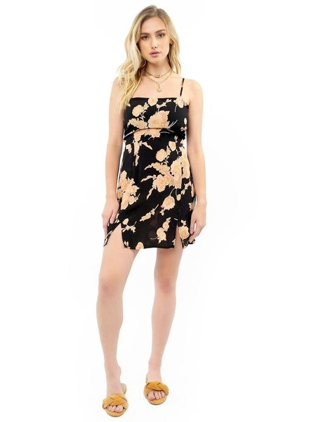 Saltwater Luxe Mara Mini Poppy Dress