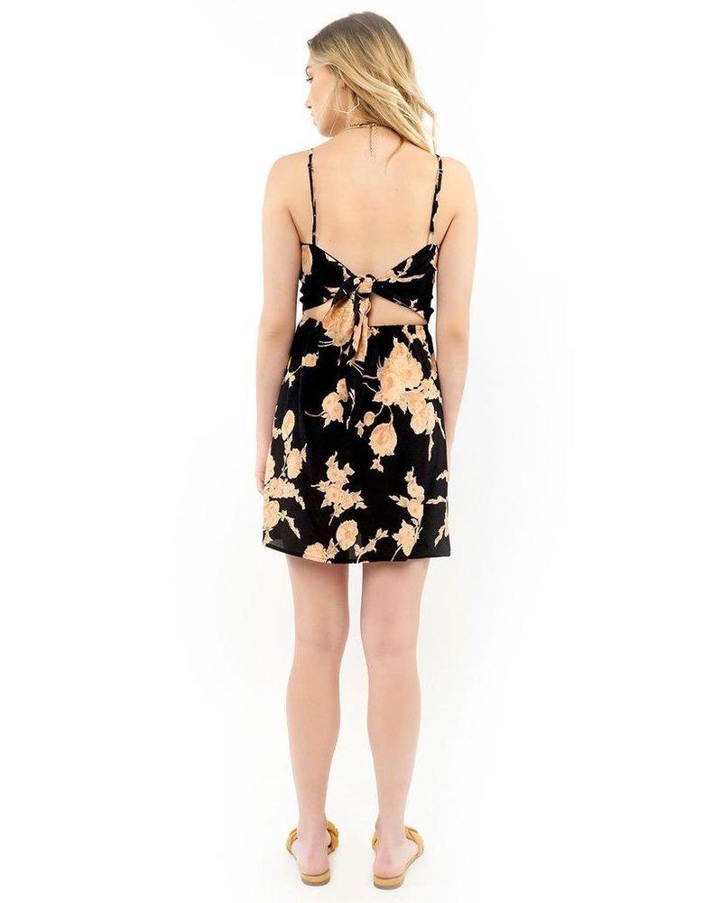Saltwater Luxe Mara Mini Poppy Dress