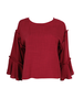 Mink Pink Home Town Blouse