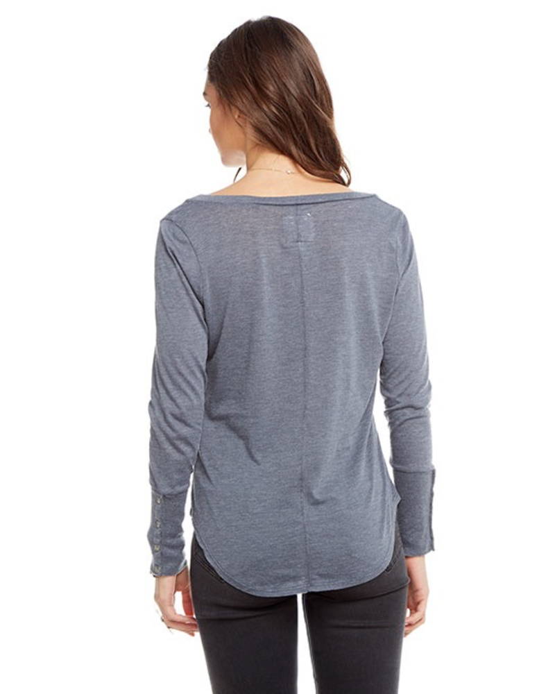 Chaser Vintage Jersey Long Sleeve Tee