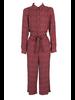Mink Pink Geo Boiler Suit