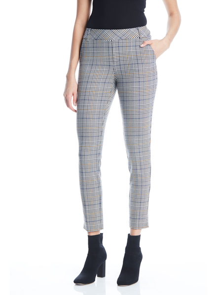Tyler Madison Tyler Madison Chelsey Plaid Pants