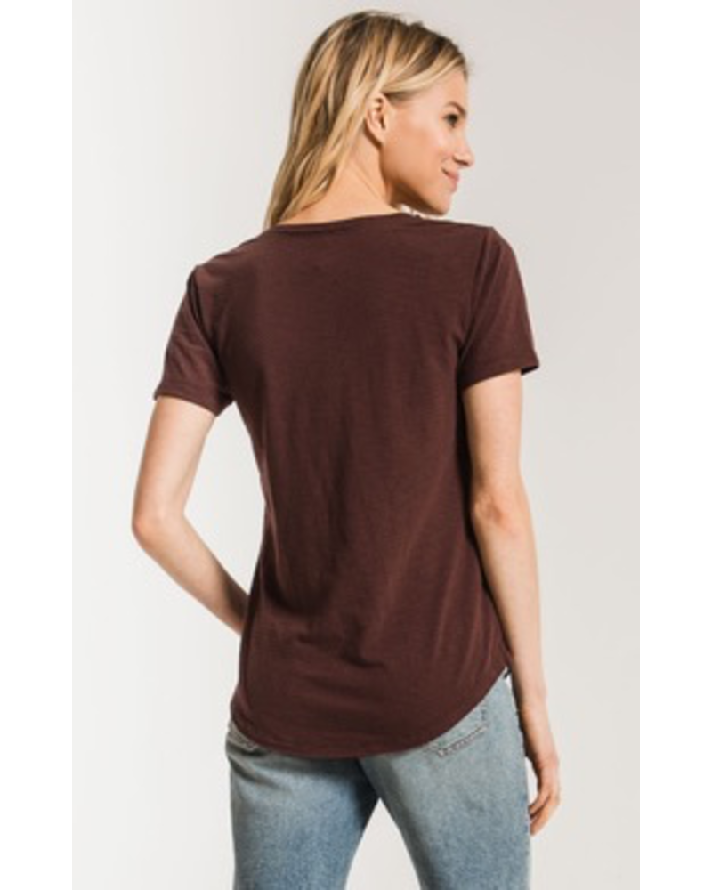 Z Supply Slub Pocket Tee