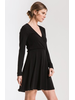 Z Supply The Soft Spun Surplice Dress