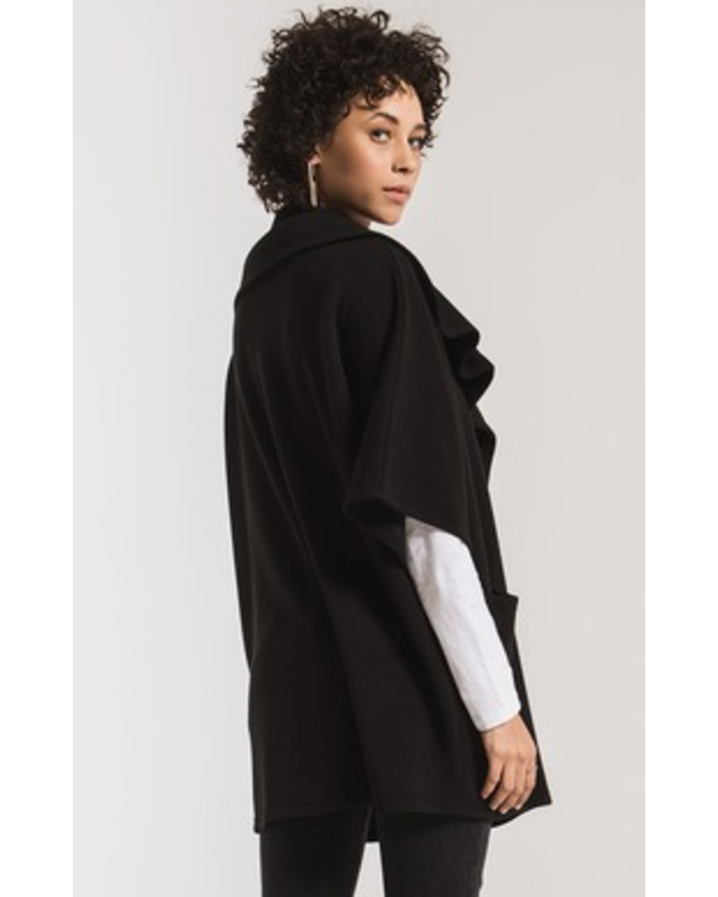 Z Supply The Loft Fleece Oversize Cardi