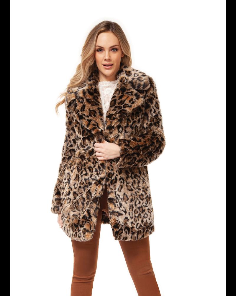 Dex Faux Fur Coat