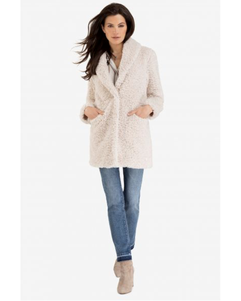 Tribal Lux Sherpa Coat