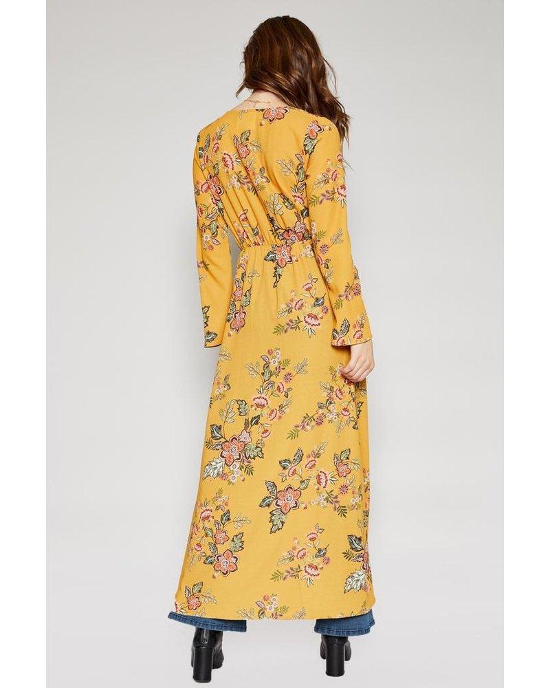 Sadie & Sage Portobello Kimono Dress