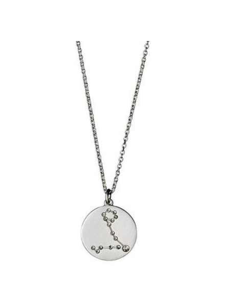 Pilgrim Piesces Silver Necklace
