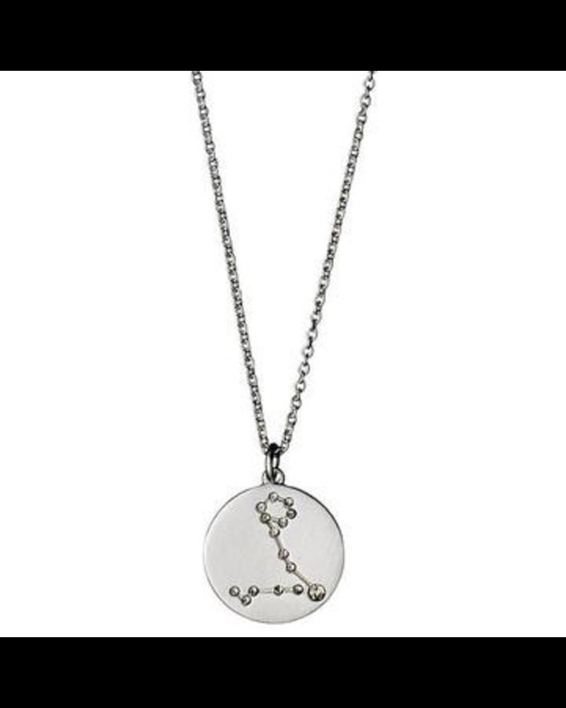 Pilgrim Piesces Silver Necklace