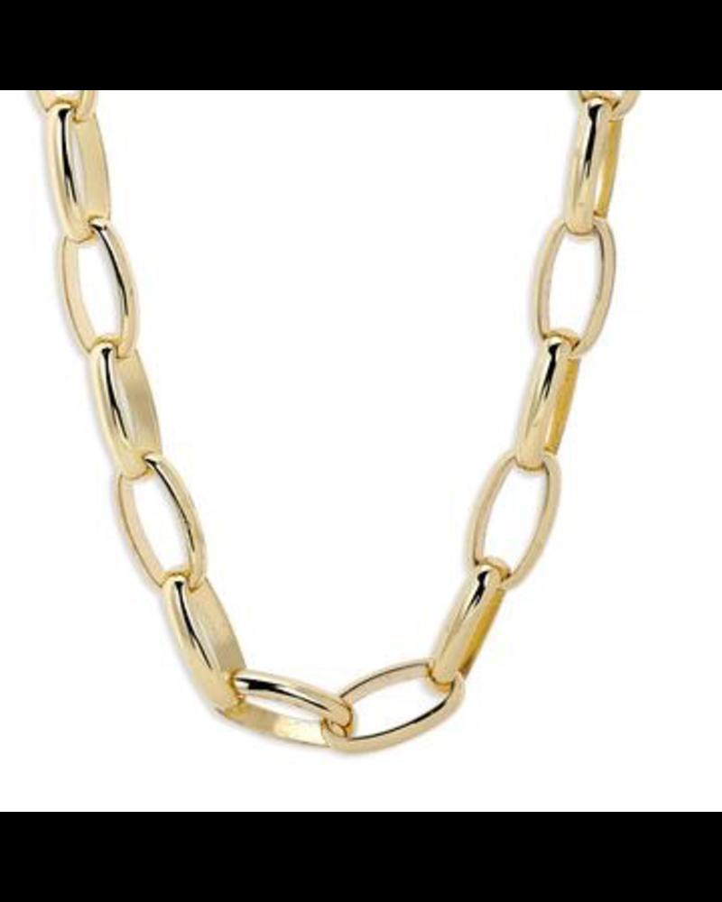 Pilgrim Ran Gold Necklace