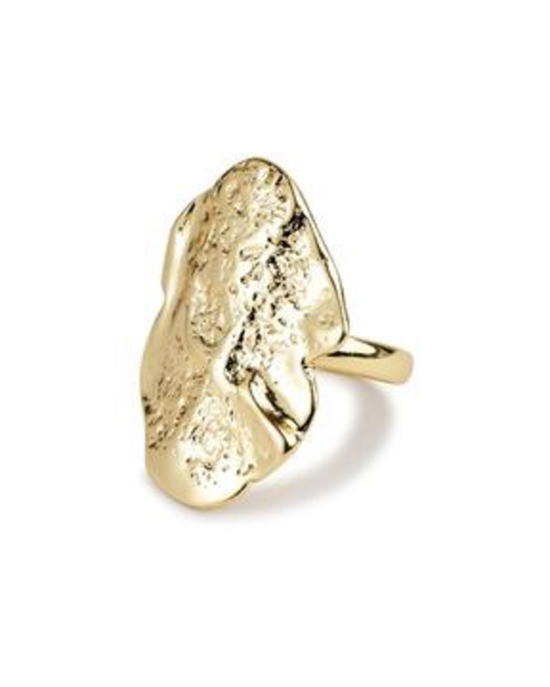 Pilgrim Valkyria Gold Ring