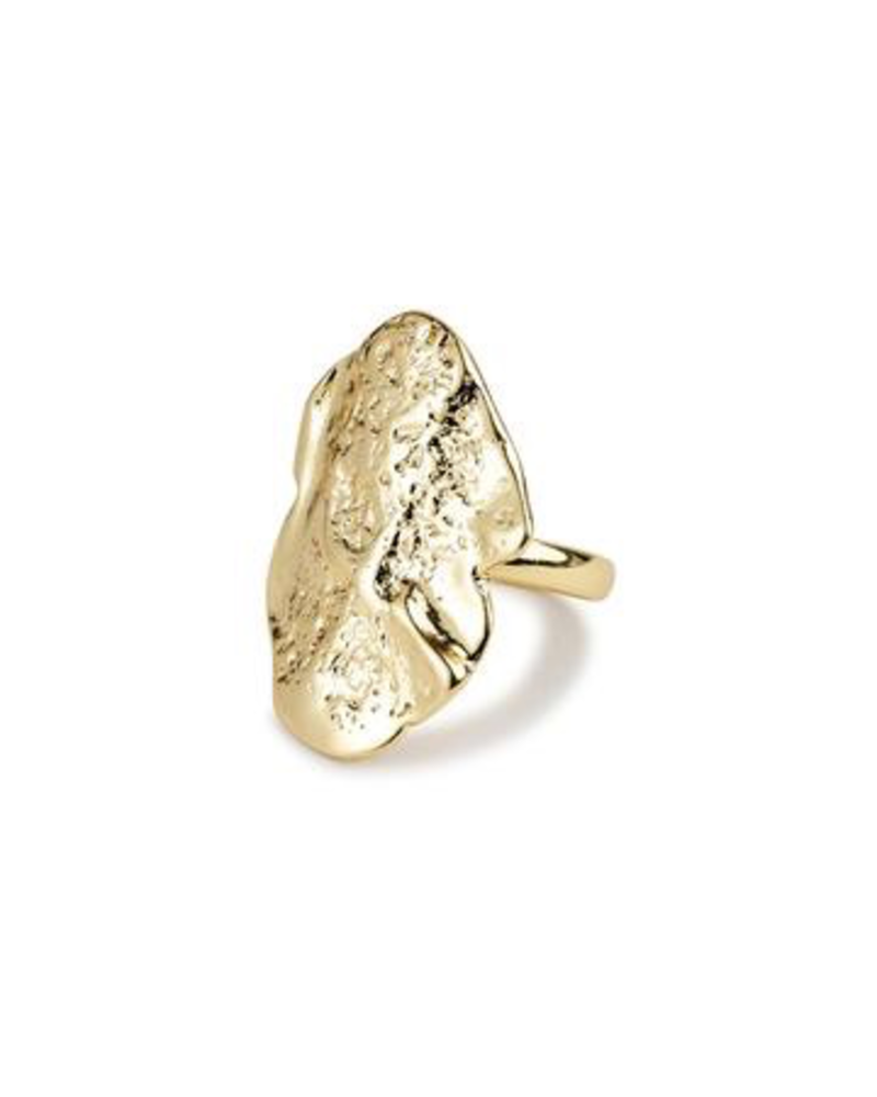 Pilgrim Valkyria Gold Ring