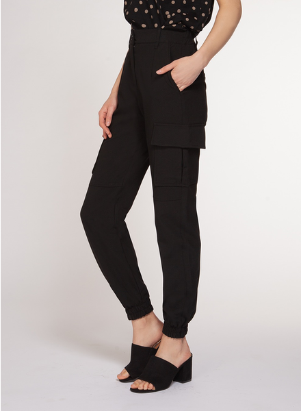 Dex High Waist Cargo Trouser