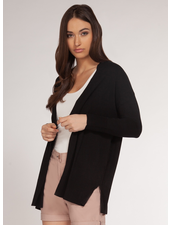 Dex Basic Open Cardigan