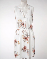 Dex Sandlewood Floral Dress
