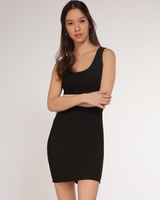 Dex Ribbed Basic Dress