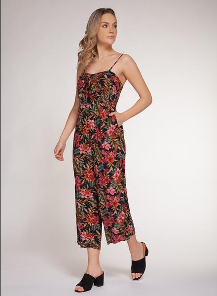 Dex Vintage Floral Jumpsuit