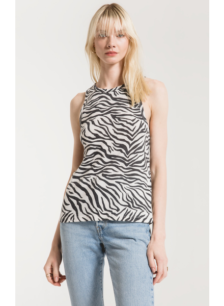 Z Supply Z Supply Zebra Tank Top