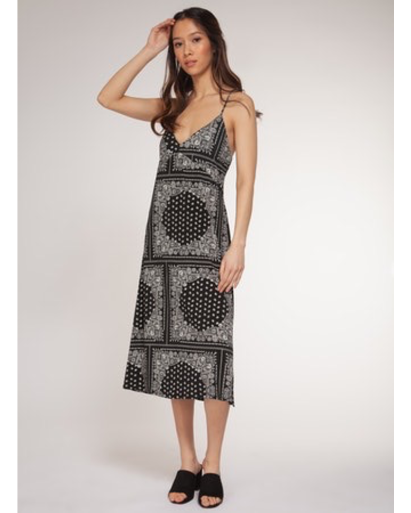 Dex Dex Paisley Print Dress