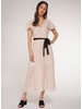 Black Swan Dex Button Down Midi Dress