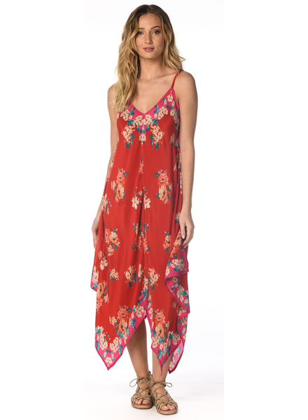 Mahila Drew Dress