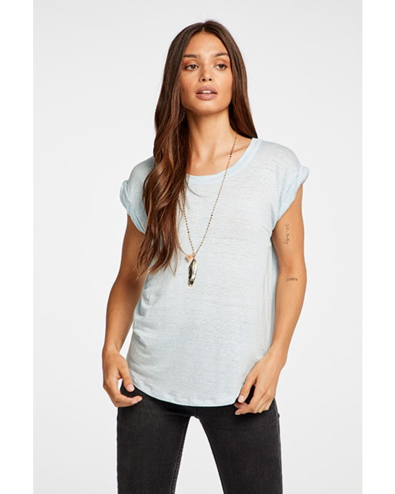 Chaser Chaser Twisted Slv. Tee