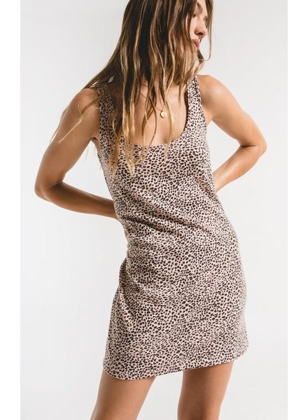Z Supply Z Supply Mini Leopard Dress