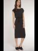 Dex Dex Dress Belt Popover Dress