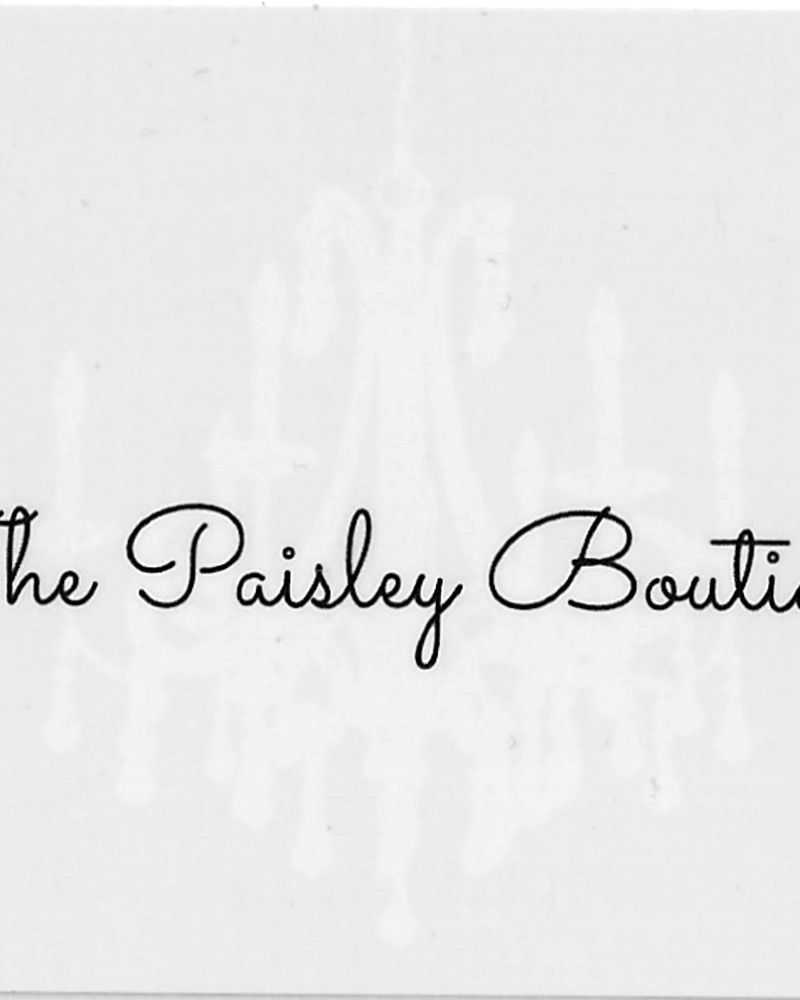 Paisley Online Gift Card