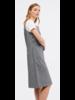 White Stuff Arty Stripe Pinny Dress