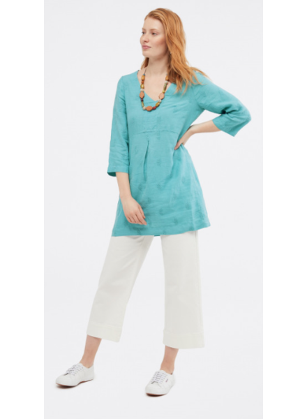 White Stuff Bailey Linen Tunic
