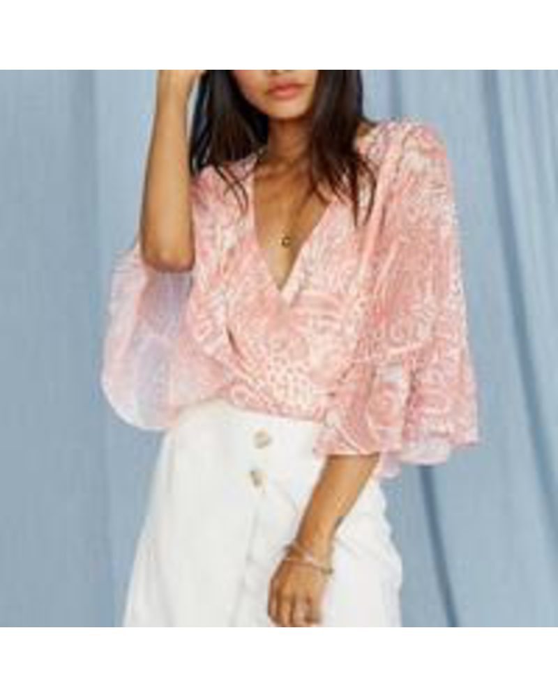 Sage The Label Sage the Label Desert House Blouse