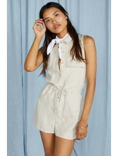 Sage The Label Sage the Label City of Palms Romper