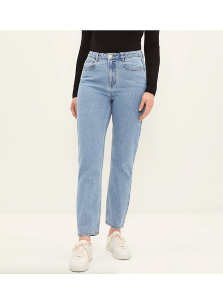 Frank And Oak Frank & Oak Stevie High Waisted Jeans