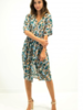 See U Soon See U Soon Multi Print Dress