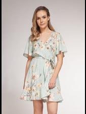 Dex Dex Wrap Dress