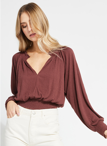 Gentlefawn Gentlefawn Brooke Top