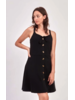 Point Zero Point Zero Flared Cami Dress