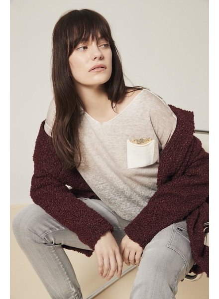 Charlie B CharlieB Ombre Sweater