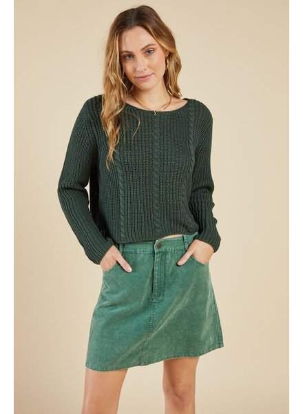 Sadie & Sage Sadie & Sage Postcard Home Sweater