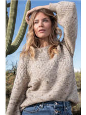 Tribal Tribal Cable Sweater
