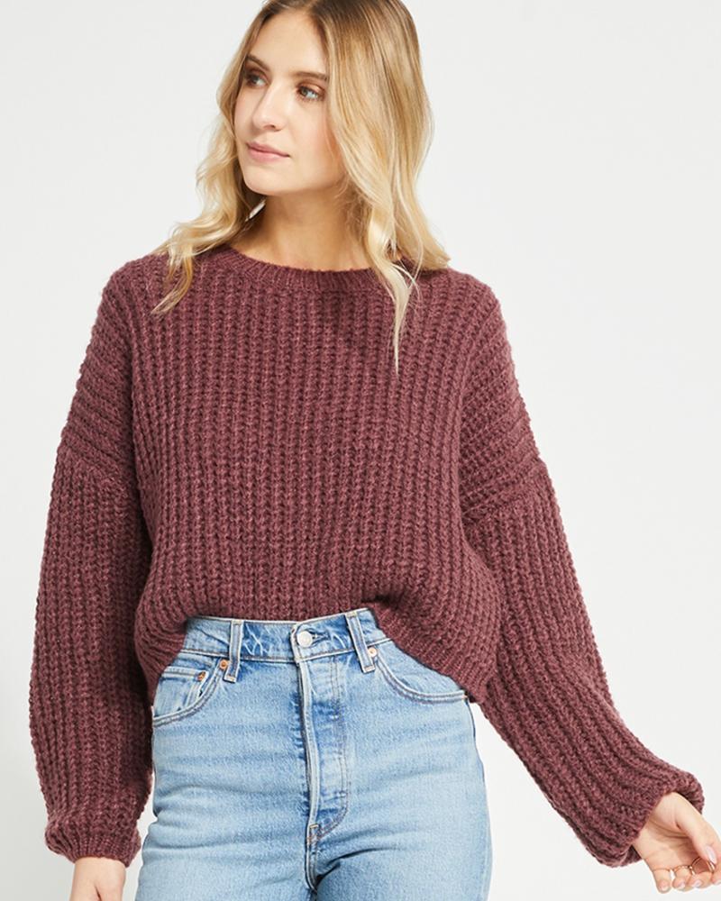 Gentlefawn Gentlefawn Parvene Sweater