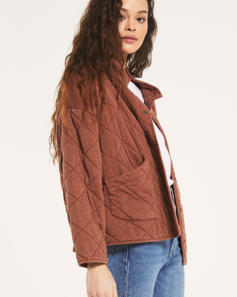 Z Supply Z Supply Maya Quilted Jacket