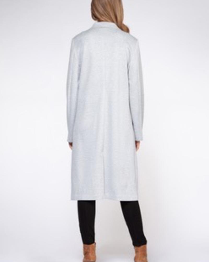Dex Dex Mid Length Knit Blazer