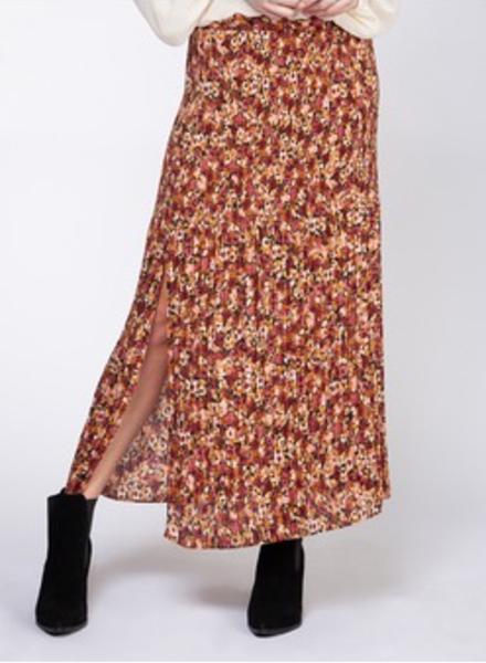 Black Tape Black Tape Pleated Skirt
