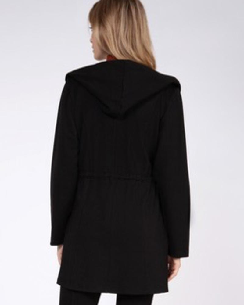 Dex Dex Hooded Drawstring Jacket