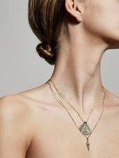 Pilgrim Pilgrim Sensitivity Necklace