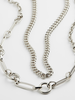 Pilgrim Pilgrim Sensitivity 2 in 1 Necklace